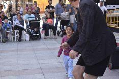 'L'Enfant Terrible' en Teatro de Calle. /EM