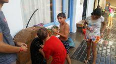 Foto 4 - Las fiestas del barrio de Las Casas, en imágenes