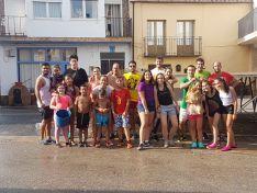 Las fiestas del barrio de Las Casas, en imágenes