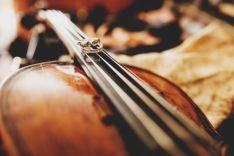 Instrumento musical. Imagen de archivo.