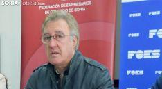 Alberto Gil Ropero, de FECSoria. /SN