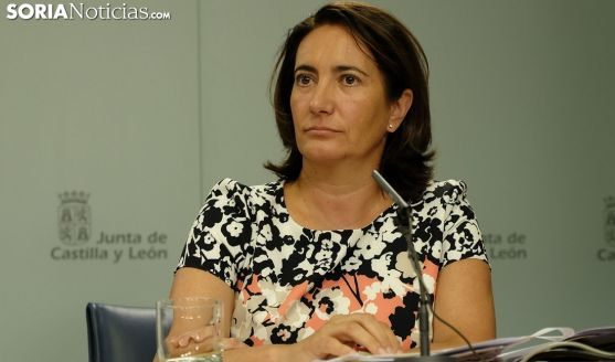 María Josefa García Cirac, consejera de Cultura y Turismo.