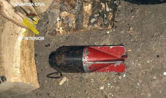 El artefacto antes de ser destruido. /GC