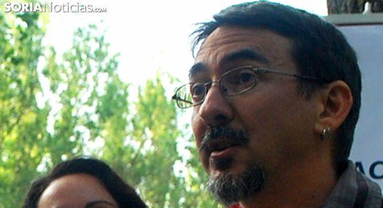 Luis Alberto Romero, concejal de Sorian@s. /SN