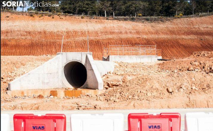 Los trabajos de la A-11 entre El Burgo y San Esteban se retomarán en breve