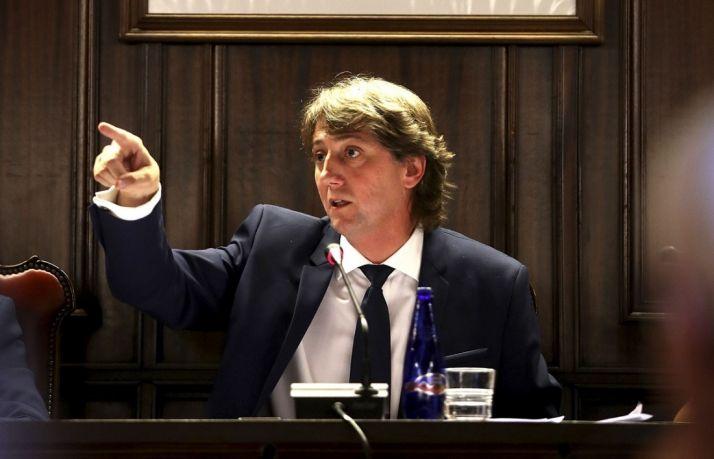 """Foto 1 - Carlos Martínez: """"He hablado con Ulibarri pero jamás ha tenido trato de favor"""""""