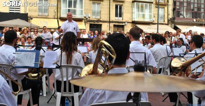 Foto 1 - La Banda actúa este martes en Santa Clara