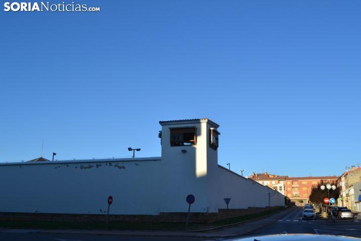 Centro Penitenciario de Soria.