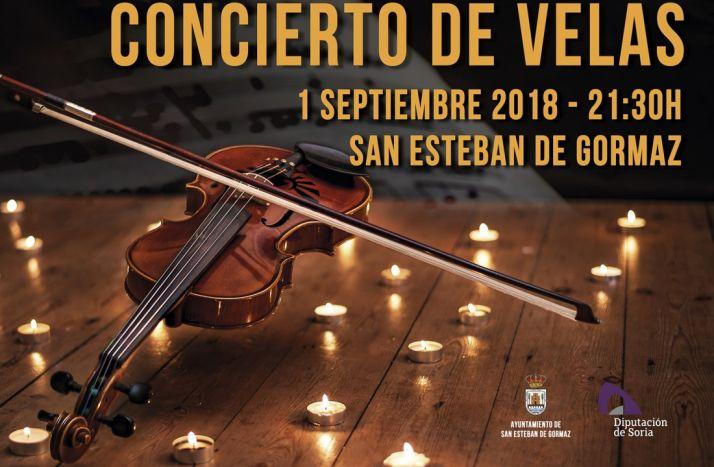 Foto 1 - Fin de semana musical en San Esteban de Gormaz