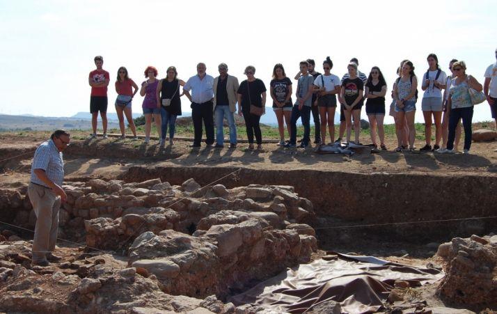 Foto 1 - 22 jóvenes descubrirán Soria a través de la arqueología