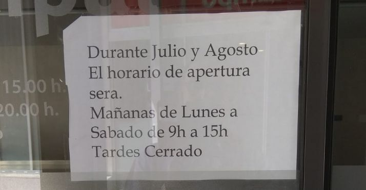 Foto 2 - Sorian@s critica el recorte en el horario del Mercado Municipal
