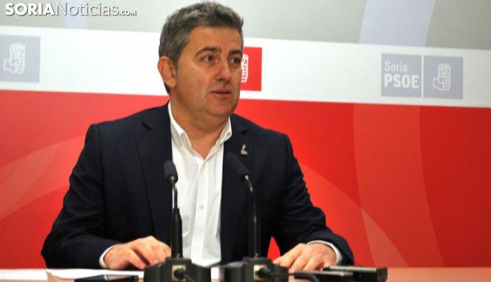 Foto 1 - Antón responde a las críticas de Cabezón