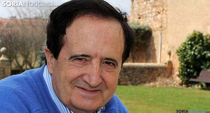 Juan José Lucas, en una imagen de archivo. /SN