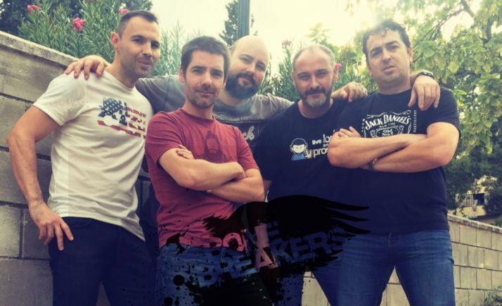 Foto 1 - BoneBreakers este viernes 3 de agosto en el Kiosko