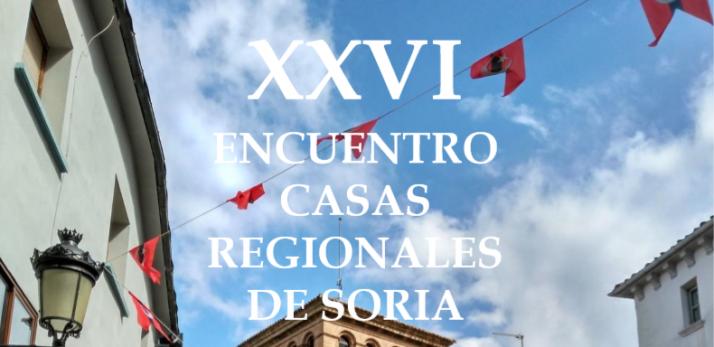 Foto 1 - Ágreda acoge el XXVI Encuentro de casas regionales de Soria