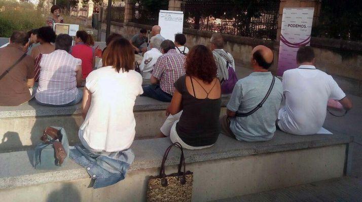 La cita 'Soria Humanizada' celebrada en el céntrico paseo capitalino. /PS