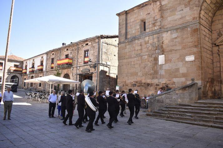 Romería de La Virgen en Vinuesa. /EM