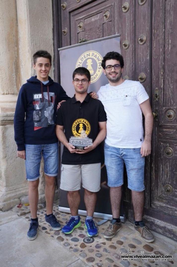 XXXI Torneo de ajedrez en Almazán. Vivealmazan