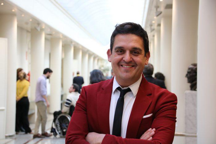 Carles Mulet, senador. Foto: compromis.net