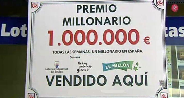 Foto 1 - El sorteo de El Millón recae en la provincia de Valladolid
