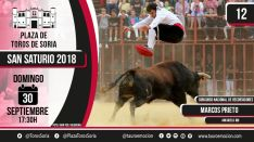 Foto 7 - Los grupos y  el orden de actuación para el Concurso Nacional de Recortadores de Soria