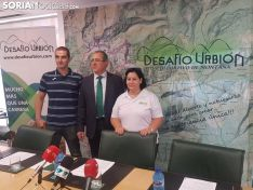 Presentación de la Desafío Urbión 2018