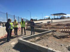 La Junta de Gobierno aprueba una prórroga para las obras del Centro Logístico