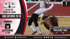 Los grupos y  el orden de actuación para el Concurso Nacional de Recortadores de Soria