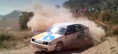 Foto 3 - Agustín Álvaro vence en Cervera y está a un paso de ser bicampeón de España de rally de históricos