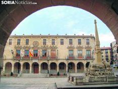 Ayuntamiento de Soria. SN
