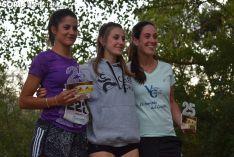 Foto 3 - Luis Gonzalo y Belén Íñigo, ganadores masculino y femenino de la XXV Carrera Soria-Valonsadero