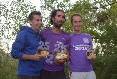 Foto 4 - Luis Gonzalo y Belén Íñigo, ganadores masculino y femenino de la XXV Carrera Soria-Valonsadero