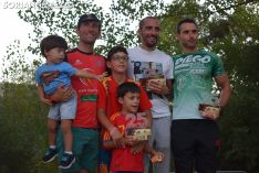 Foto 6 - Luis Gonzalo y Belén Íñigo, ganadores masculino y femenino de la XXV Carrera Soria-Valonsadero