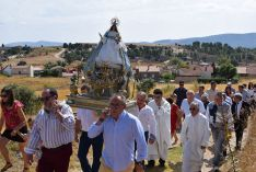 Romería a la Monjía en Fuentetoba. /SN