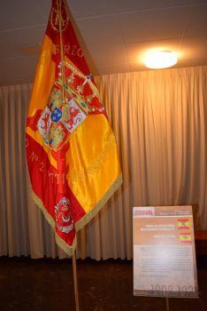 Foto 5 - Las fotos de las banderas  históricas de la exposición 'España en rojo y gualda'
