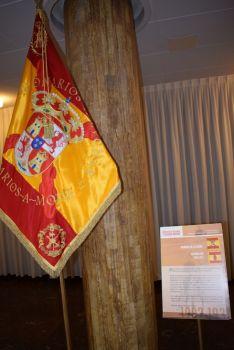 Foto 4 - Las fotos de las banderas  históricas de la exposición 'España en rojo y gualda'