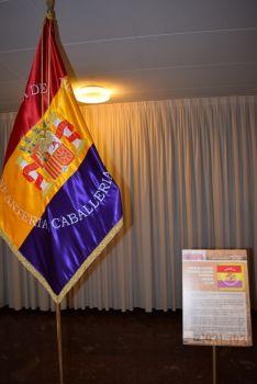 Foto 3 - Las fotos de las banderas  históricas de la exposición 'España en rojo y gualda'