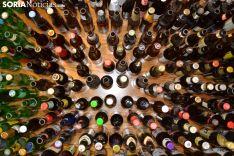 Cervezas de la colección de Miguel Ángel Ortega. Sergio García