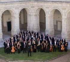 Orquesta Sinfónica de Castilla y León. Cedida