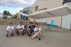 Cuatro jóvenes sorianos vencen en el proyecto 'ManoMano'.