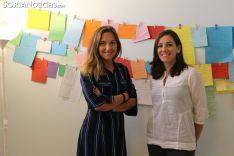 Silvia Mateo y Carmen Terés, psicólogas.