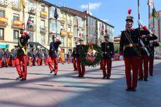 Homenaje y juramento a la bandera de España. SN
