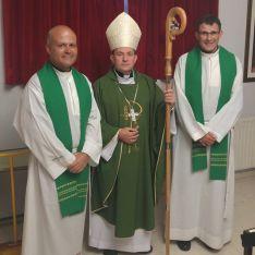 F. Javier Ramírez, nuevo párroco de la iglesia de La Mayor (Soria)