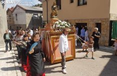 Una imagen de la procesión. /SN