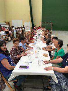 Jornada de convivencia de las mujeres del municipio de Golmayo. /SNuentetoba