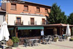 Hostal Urbión en Soria.