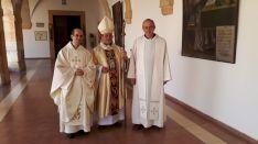 Ordenación presbiteral del hermano Francisco Rivera en Huerta