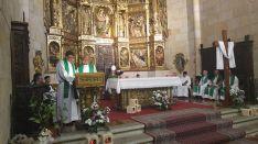 Foto 2 - F. Javier Ramírez, nuevo párroco de la iglesia de La Mayor (Soria)