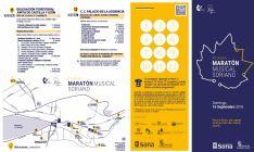 Foto 3 - El XV Maratón Musical Soriano continuará hasta las 21:30, con el último concierto de la soprano Elvira Padrino