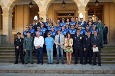 La Policía Local celebra su fiesta con la entrega de medallas y distinciones especiales